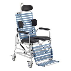 Broda Shower Commode Chair