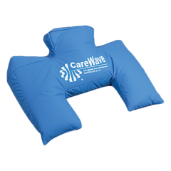 CareWave Semi-Fowler Postural Cushion for positioning