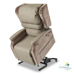 Lift and recline chair configura comfort