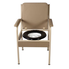 Deluxe Bedside Commode