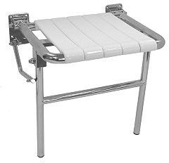 Deluxe Fold-down Shower Seat