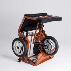 Di Blasi R30 Lightweight Folding Portable Scooter