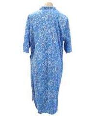 Dress Long & Short Sleeve-back view
