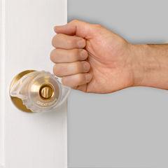 Ez Doorknob Grips  GlowintheDark