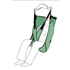 General Purpose Sling with Head Support - Fabric