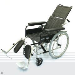 Glide Series 3 Reclining Backrest Wheelchair