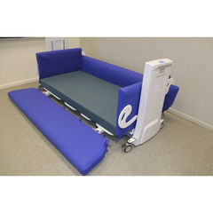HPS Hinged removable padded bed sides