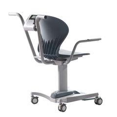 Healthweigh Chair Scale