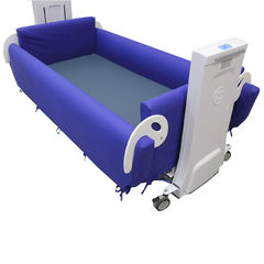 High Protection System for Deutscher Floor-level Bed