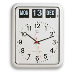 Jadco Analogue Calendar Clock