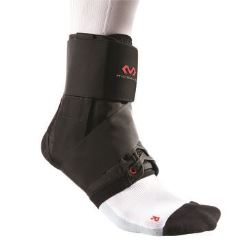 Laced Ankle Brace with Stirrup Straps