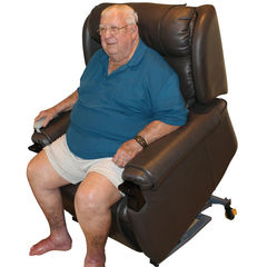 M5 Bariatric Lift & Recline Chair