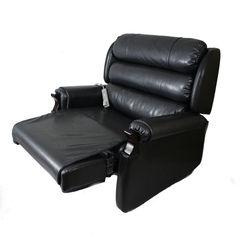 M5 Lift Recline Chair for heavy fluid legs bariatric patient