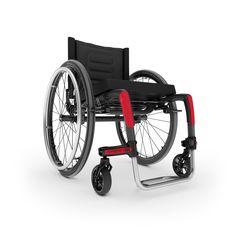 Apex Carbon Fiber Manual Wheelchair