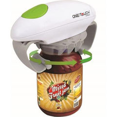 One-Touch Automatic Jar Opener