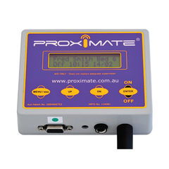 Proximate Wireless Alarm System