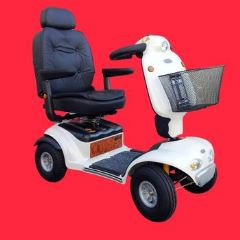 Shoprider 889SL shown in white