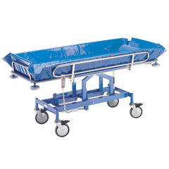 Shower Trolley, Electric Adjustable Height