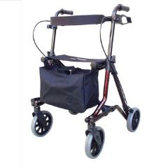 Tamia side fold wheelie walker