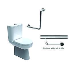 Toilet Grabrail 90° Bend Standard Mount