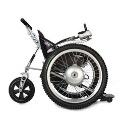 Trekinetic GTE Electric All Terrain Powerchair