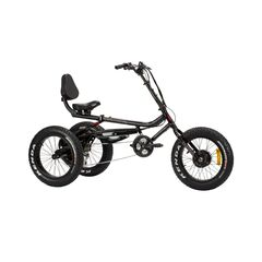 Trivel E-FAT Azteca Electric Trike