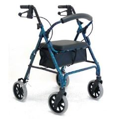 Wheelie Walker - Standard with 8 inch castors