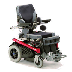Xeno Powered Wheelchair with Standing Function