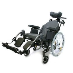 Relax Wheelchair tilted